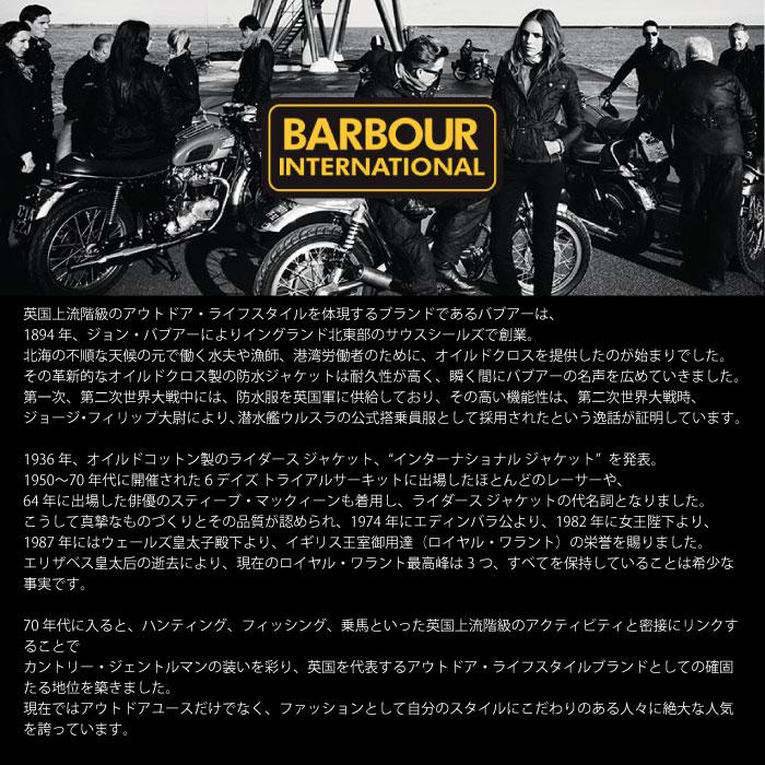 バブアー インターナショナル ウィリス レザー グローブ Men's BARBOUR International Willis Leather Glove